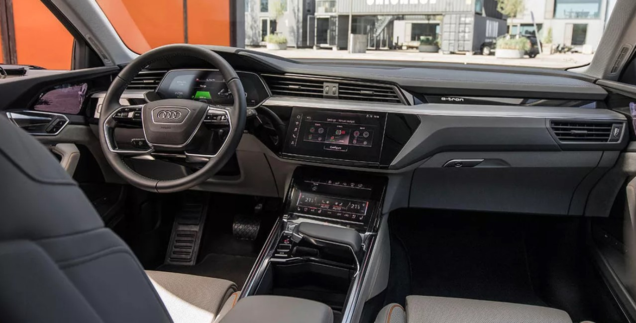 2020 Audi SUV Interior