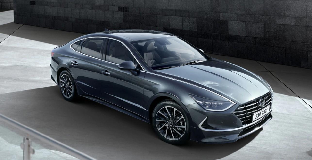 2020 Hyundai Azera Exterior