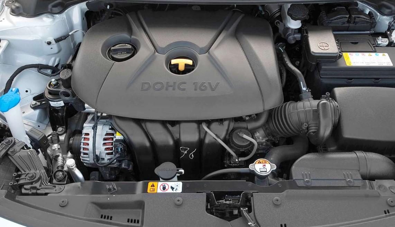 2020 Hyundai Elantra SE Engine