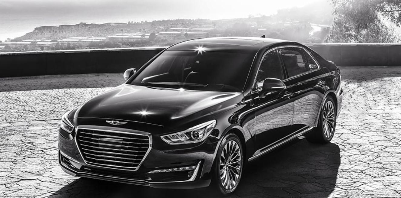 2020 Hyundai Genesis Exterior