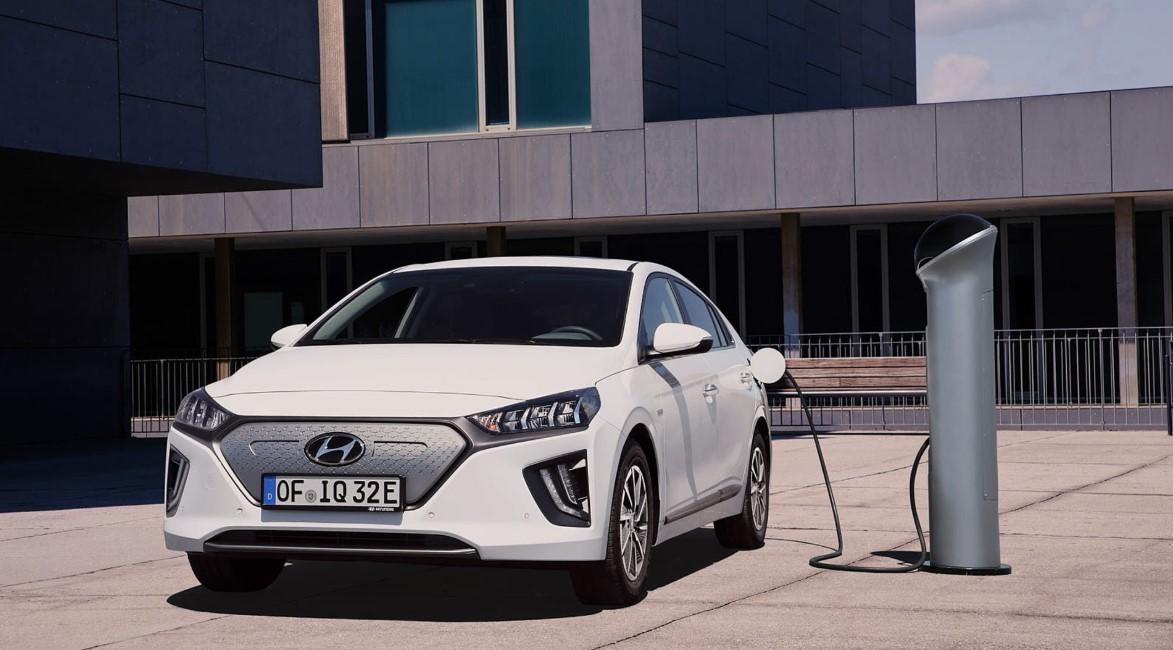 2020 Hyundai Ioniq Exterior