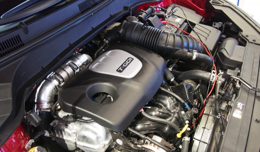 2020 Hyundai Kona Engine