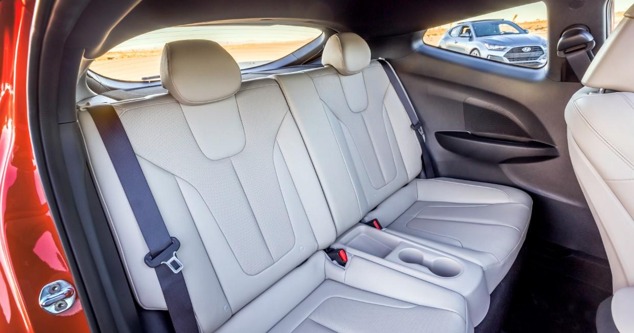 2020 Hyundai Veloster Interior