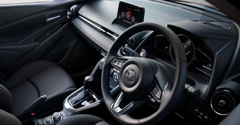 2020 Mazda 2 Interior