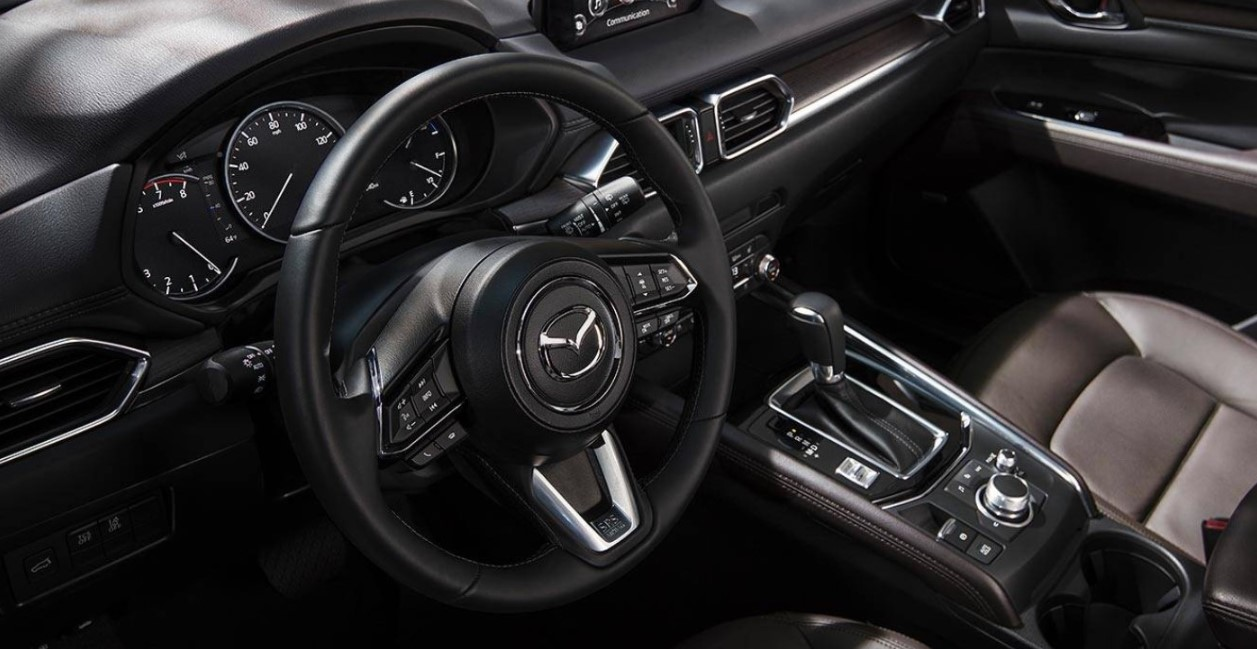 Mazda 3 2020 Engine