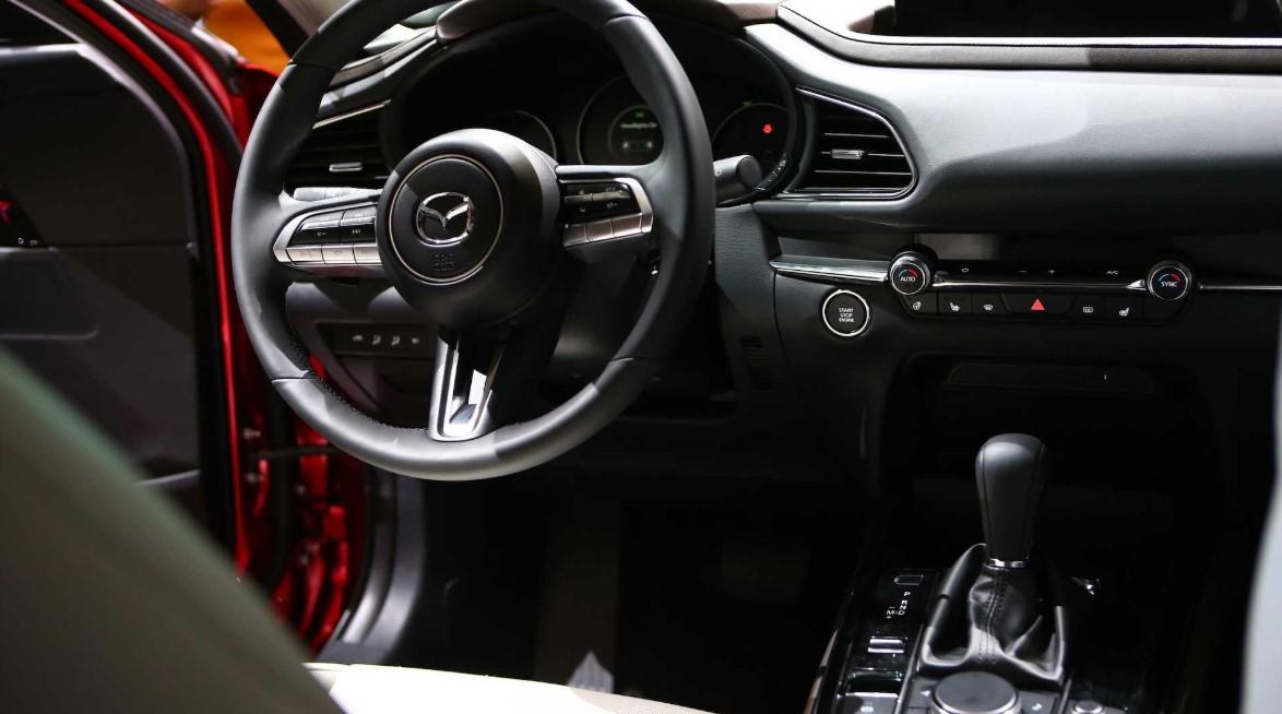 2020 Mazda CX 5 Interior