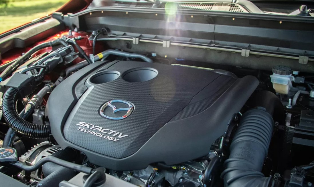 2020 Mazda CX 7 Engine