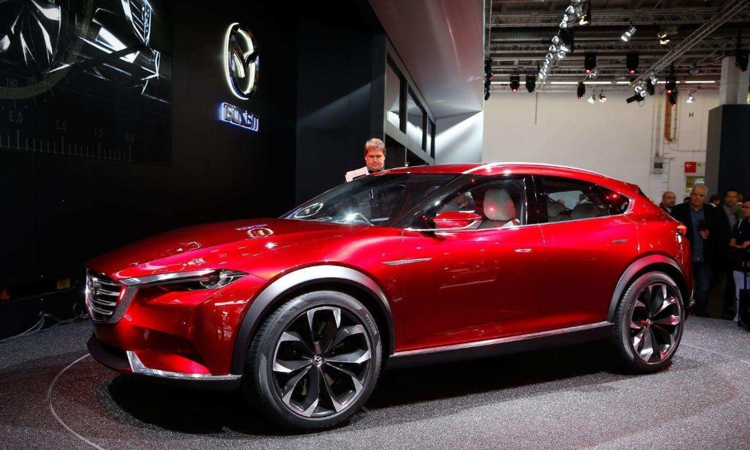 2020 Mazda CX 7 Exterior