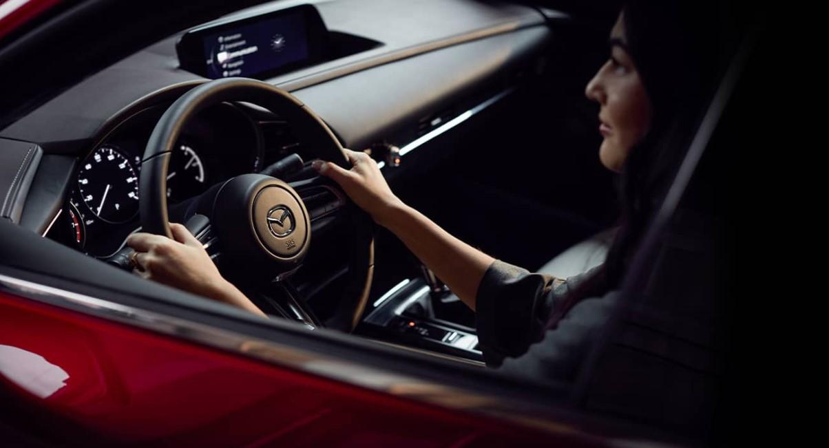 2020 Mazda CX 7 Interior