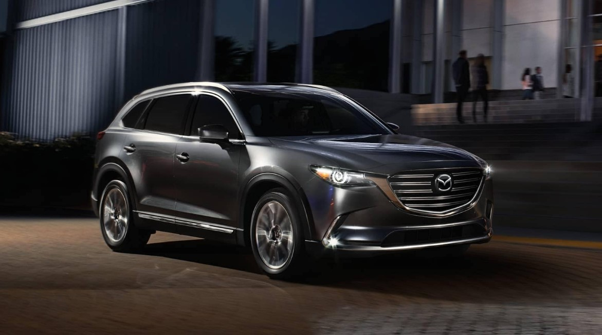 2020 Mazda CX 9 Exterior