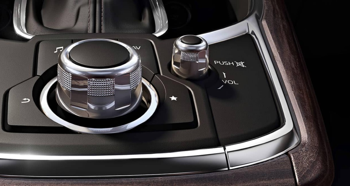 2020 Mazda CX 9 Interior
