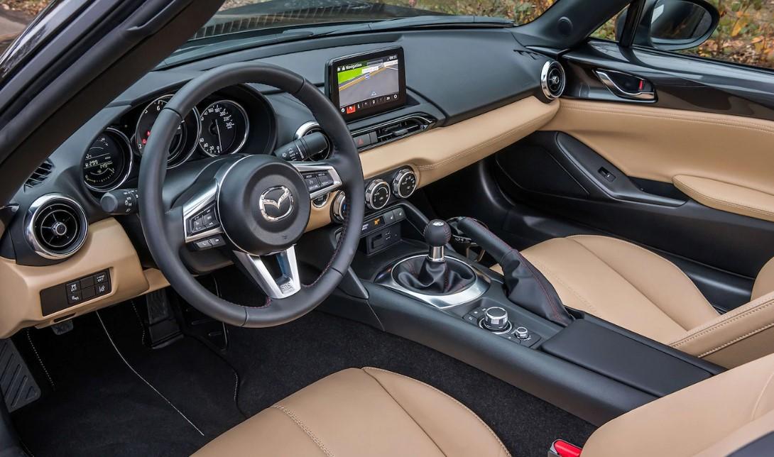 2020 Mazda MX-5 Interior