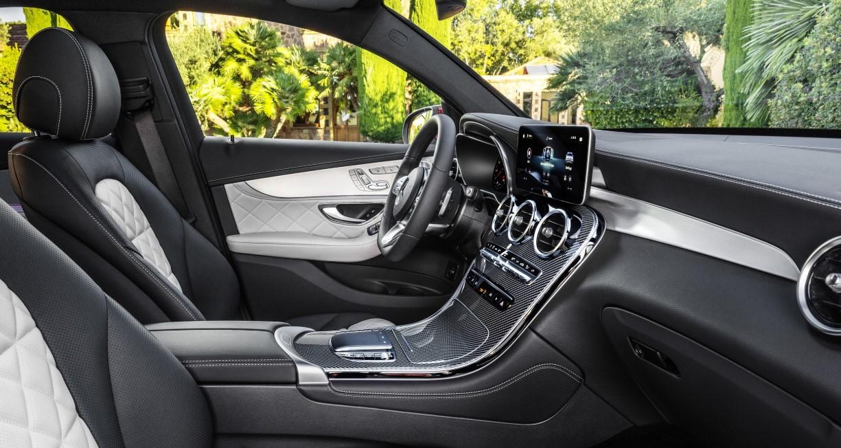 2020 Mercedes Benz GLC Interior