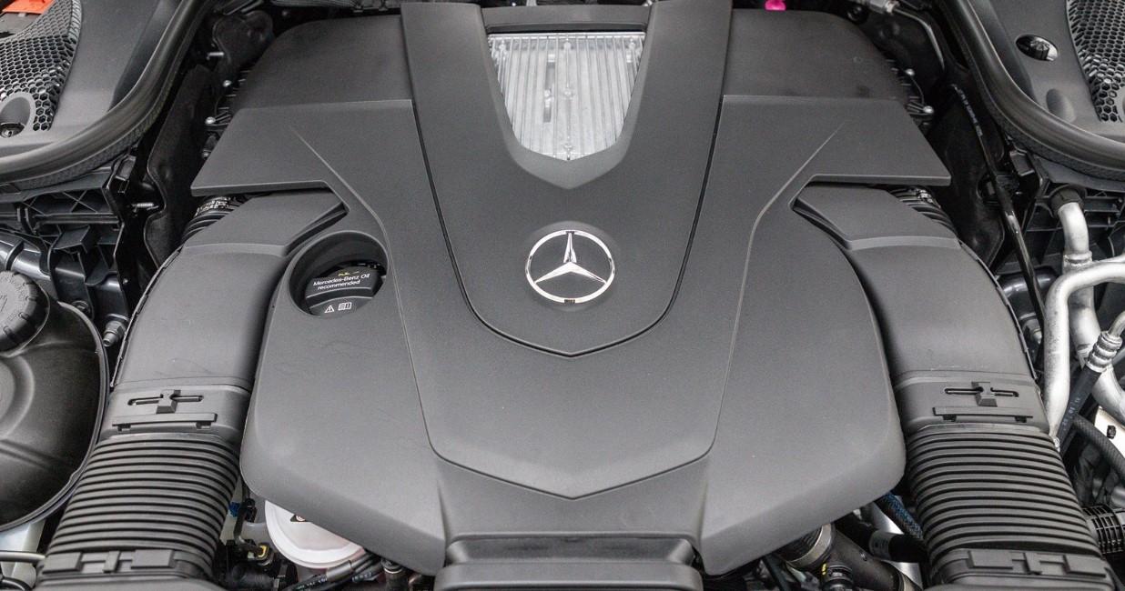 2020 Mercedes E450 Wagon Engine