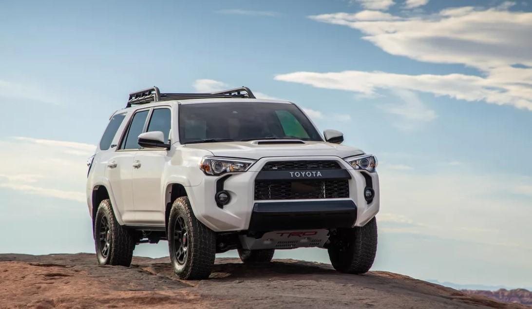 2020 Toyota 4Runner TRD Pro Exterior