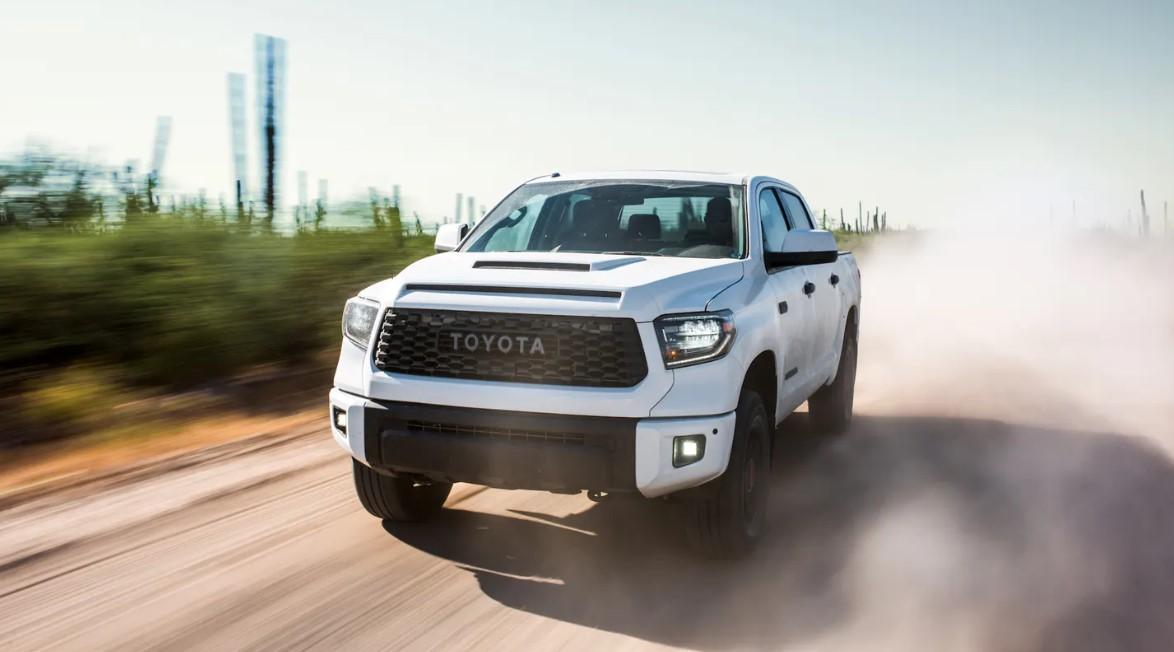 2020 Toyota Diesel Exterior