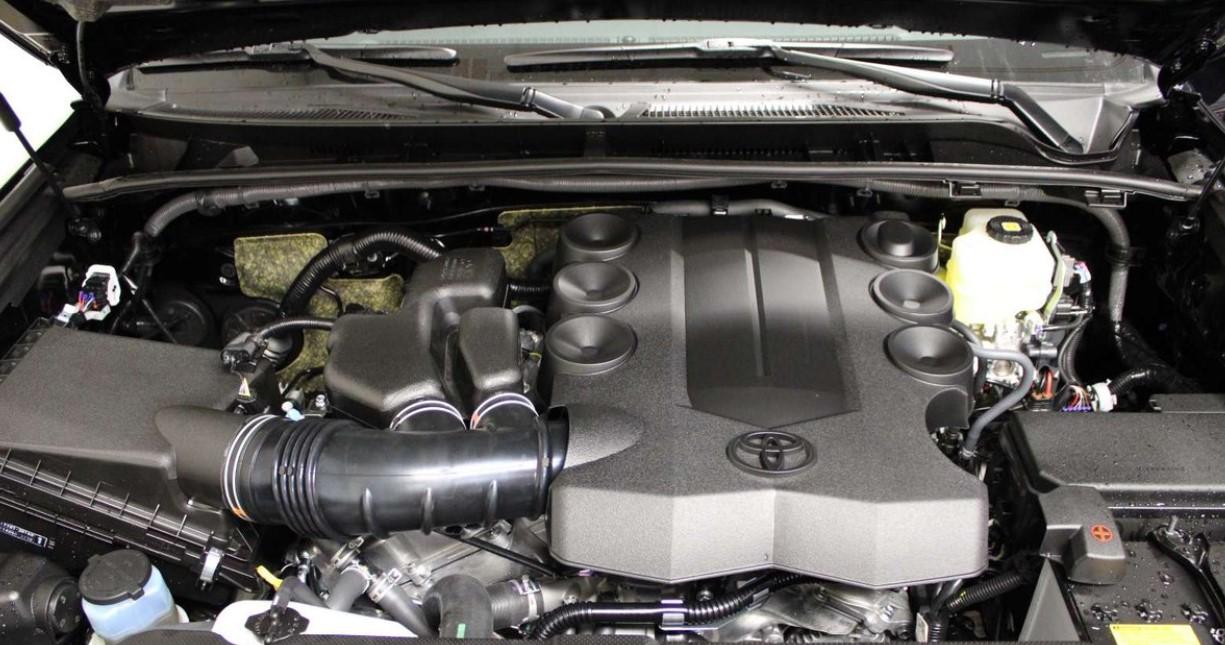 2020 Toyota Four Runner Engine