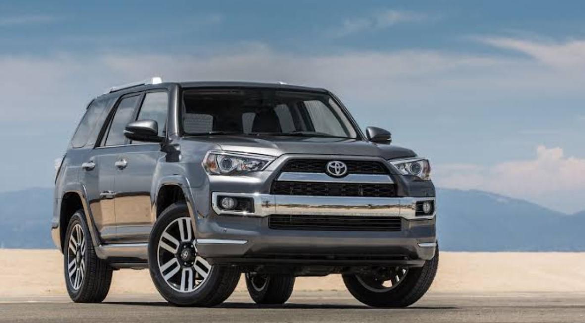 2020 Toyota Four Runner Exterior