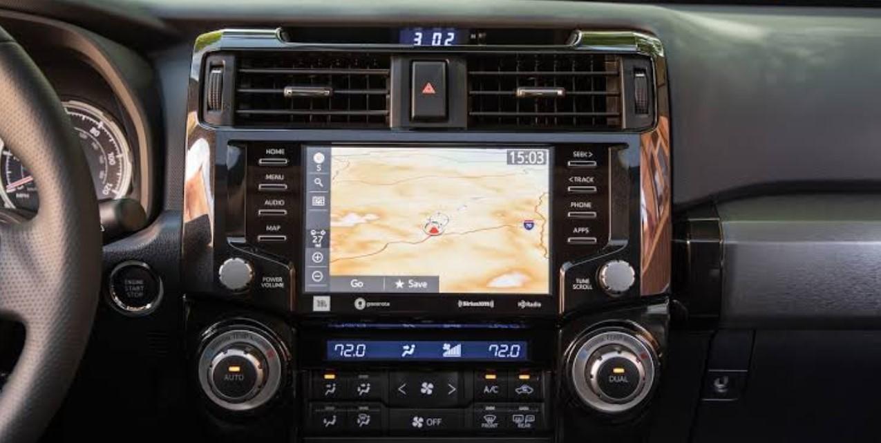 2020 Toyota Four Runner Interior