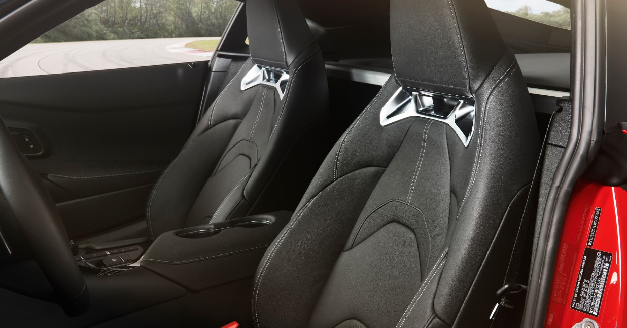 2020 Toyota GR Supra Interior