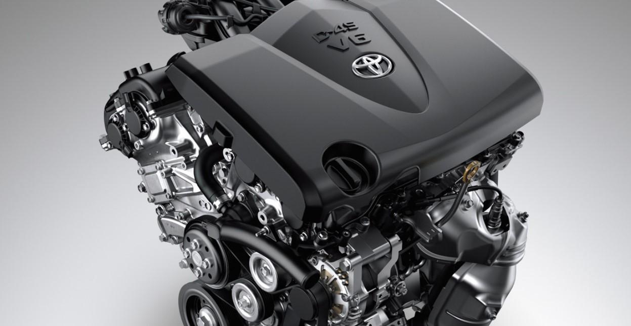 2020 Toyota Innova Engine