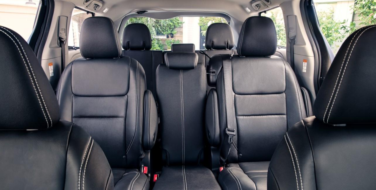 2020 Toyota Minivan Interior