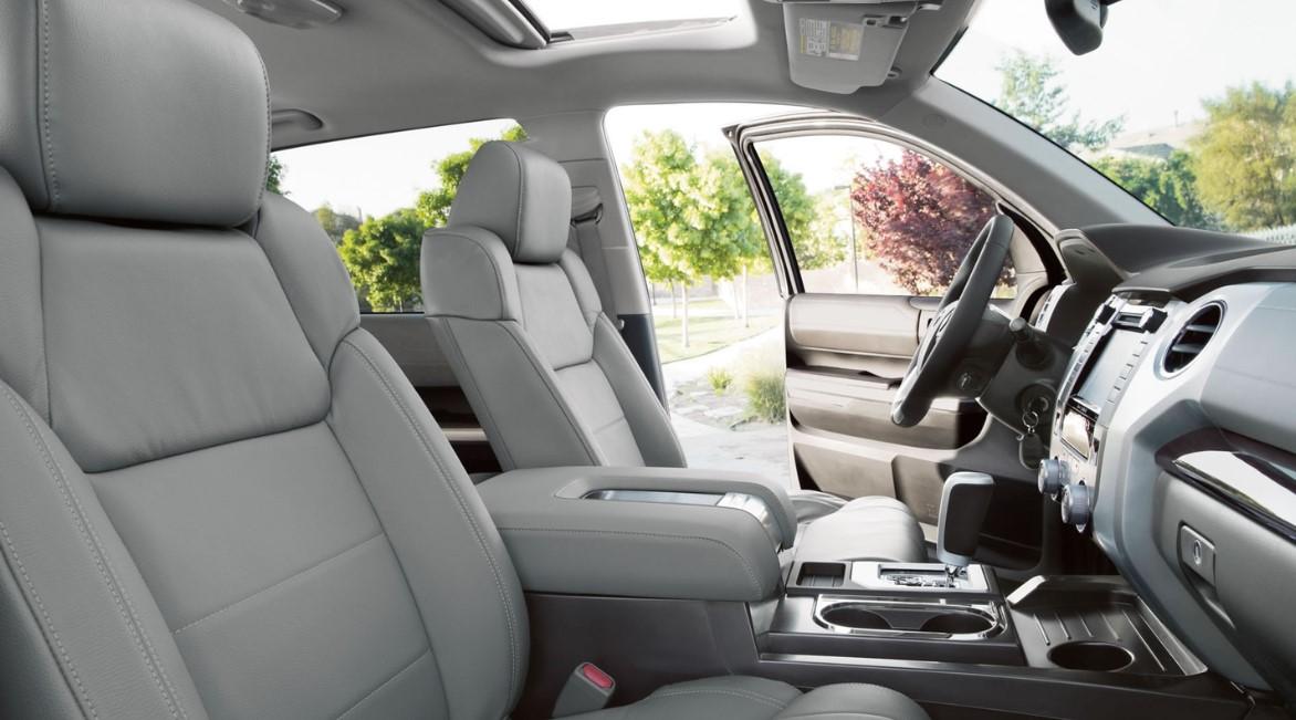 2020 Toyota Pickup Interior