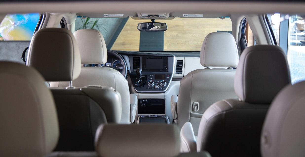 2020 Toyota Sienna Interior