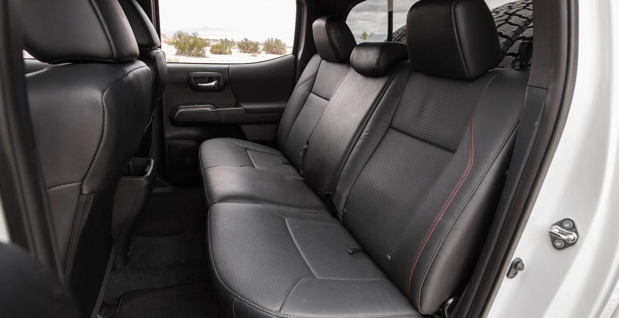 2020 Toyota TRD Pro Interior