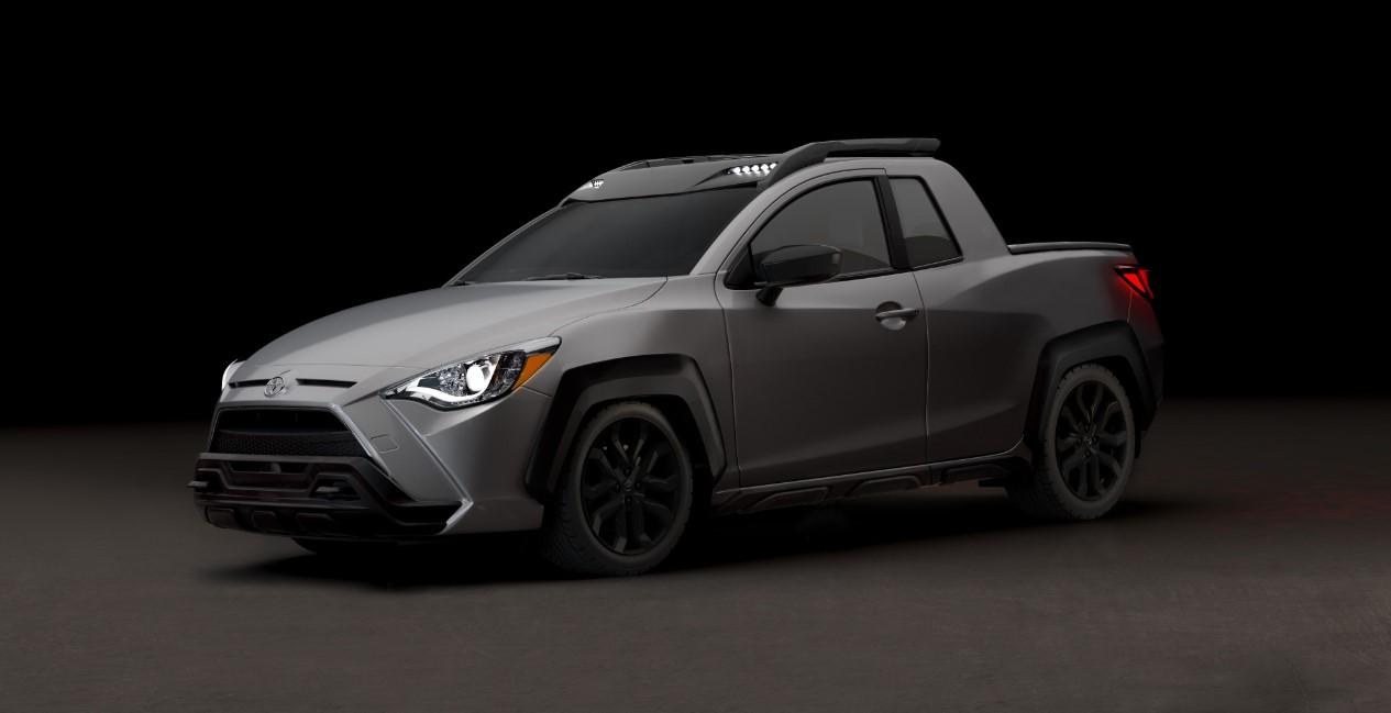 2020 Toyota Yaris Adventure Exterior