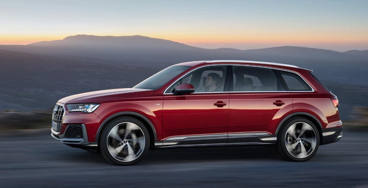 2021 Audi Q7 Exterior