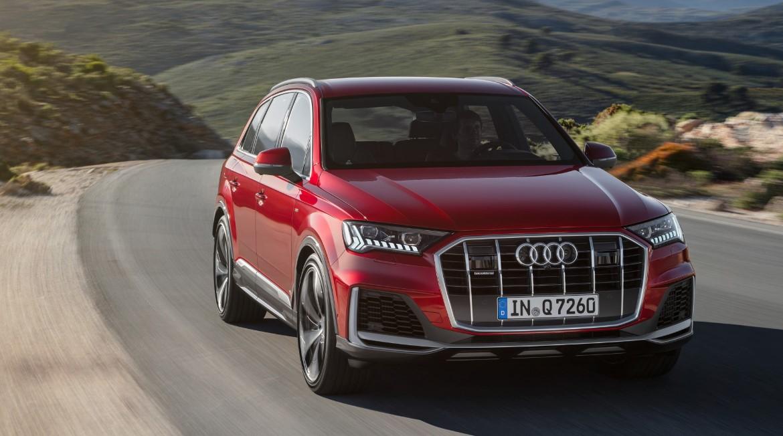 2021 Audi SUV Exterior