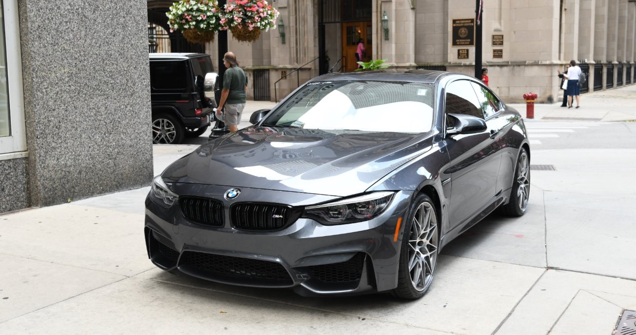 2021 BMW M4 Exterior