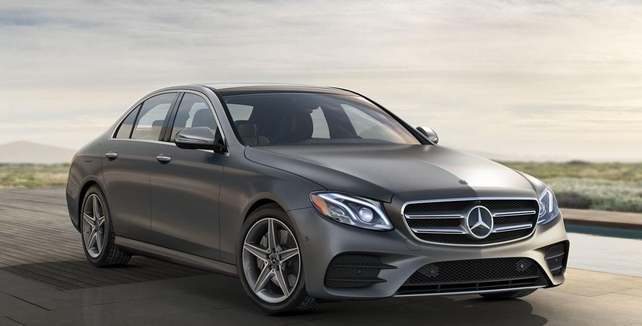 2021 E Class Mercedes Exterior