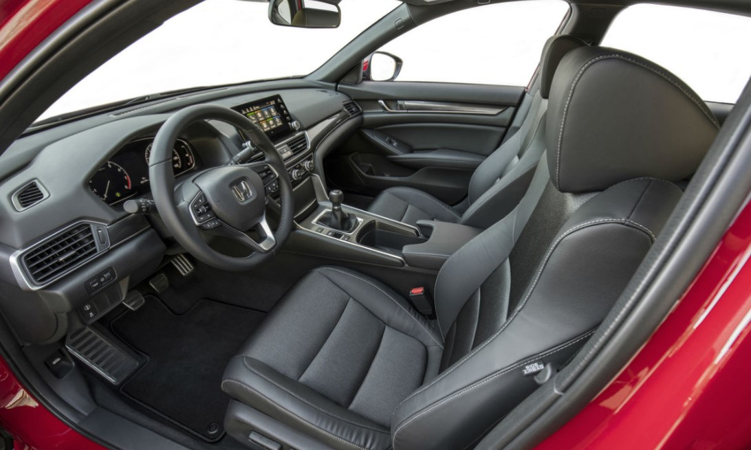 2021 Honda Accord Sport Interior