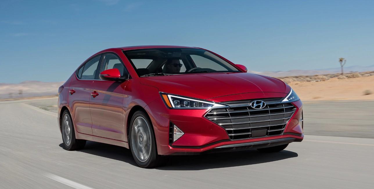 2021 Hyundai Avante Exterior