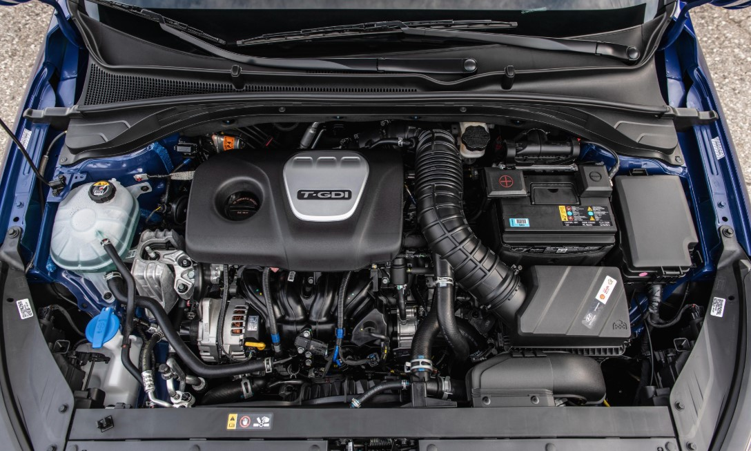2021 Hyundai Elantra GT Engine