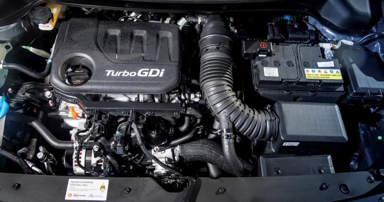 2021 Hyundai I20 Engine