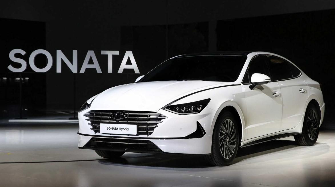 2021 Hyundai Sonata Exterior