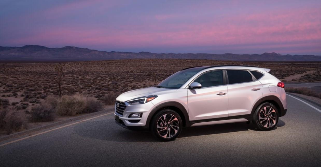 2021 Hyundai Tucson N Exterior