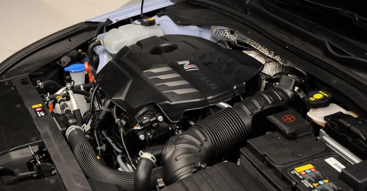 2021 Hyundai i30 Engine