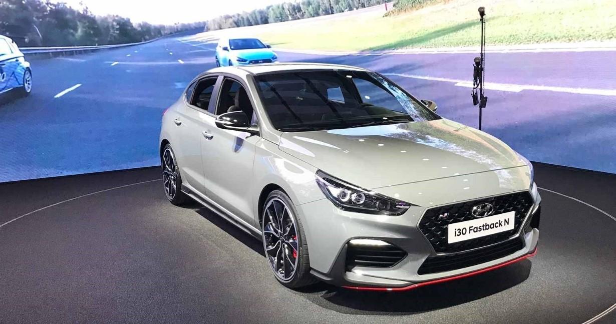 2021 Hyundai i30 Exterior