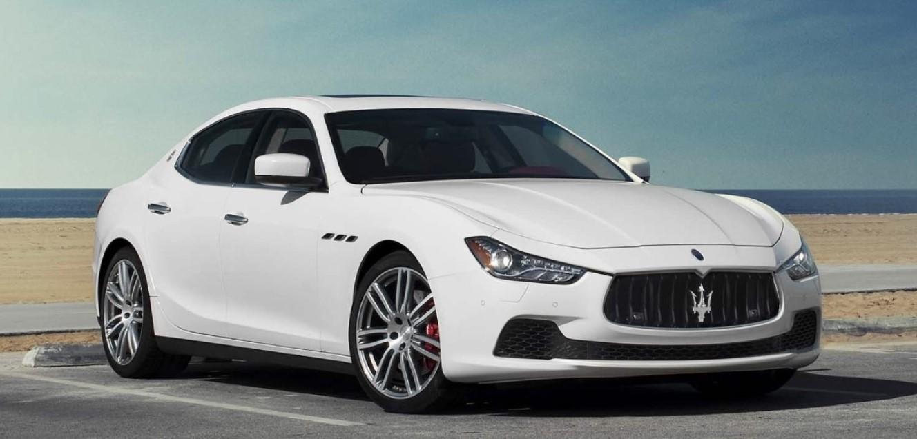 2021 Maserati Ghibli Exterior