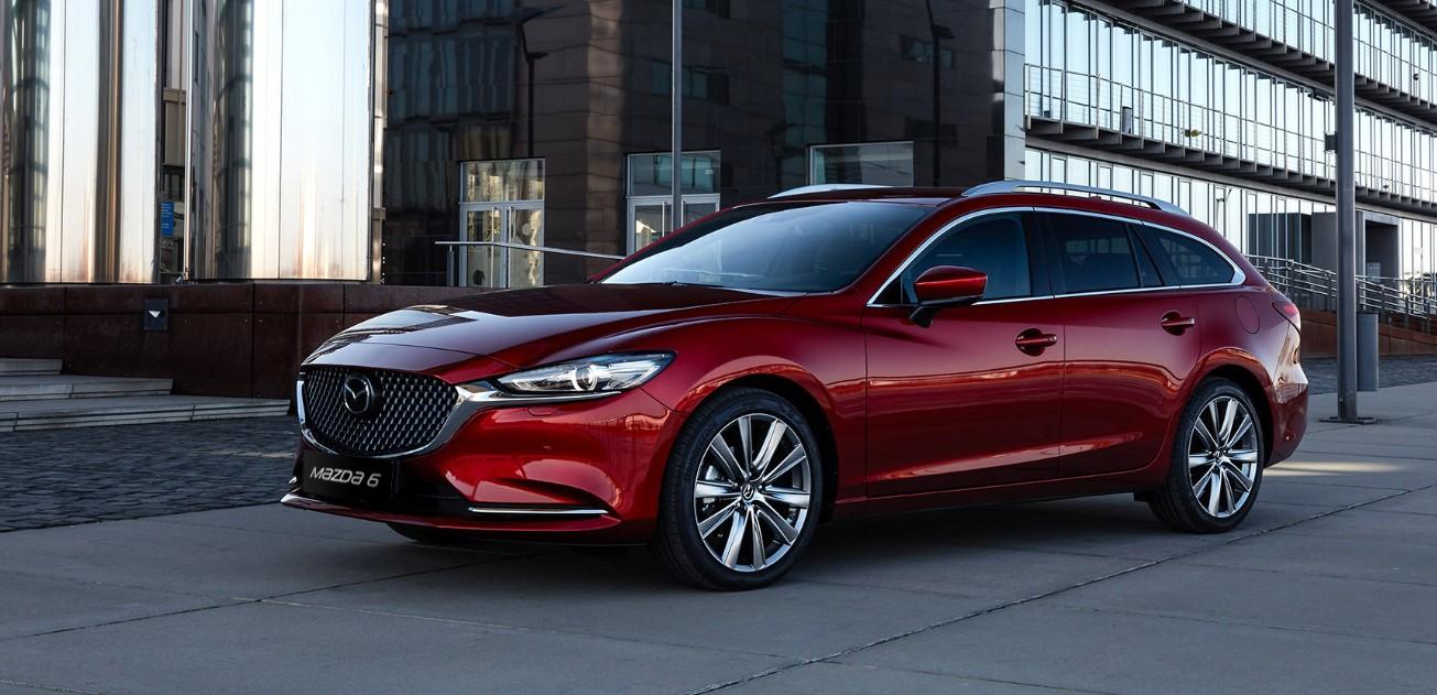 2021 Mazda 6 Wagon Exterior