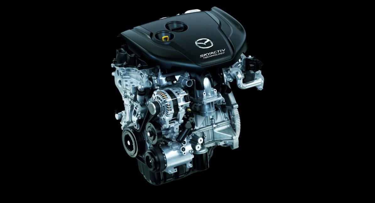 2021 Mazda CX 6 Engine