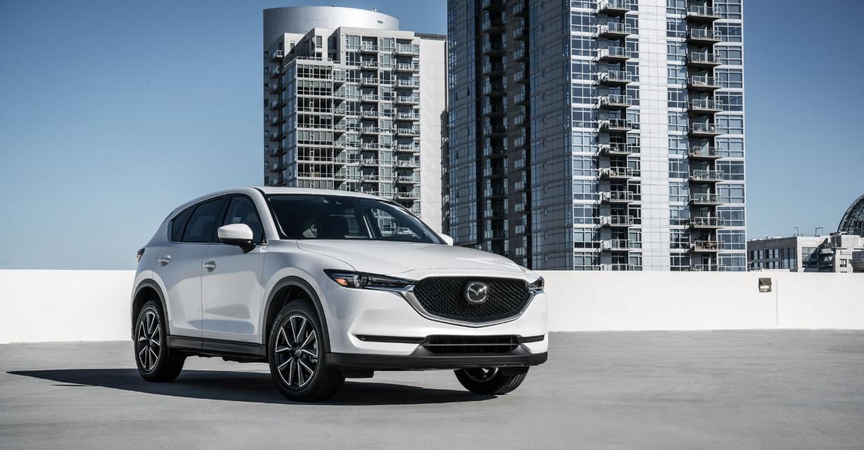 2021 Mazda CX 6 Exterior