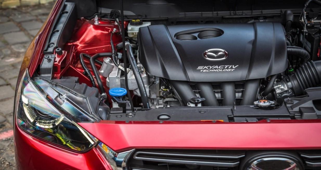 2021 Mazda CX 7 Engine