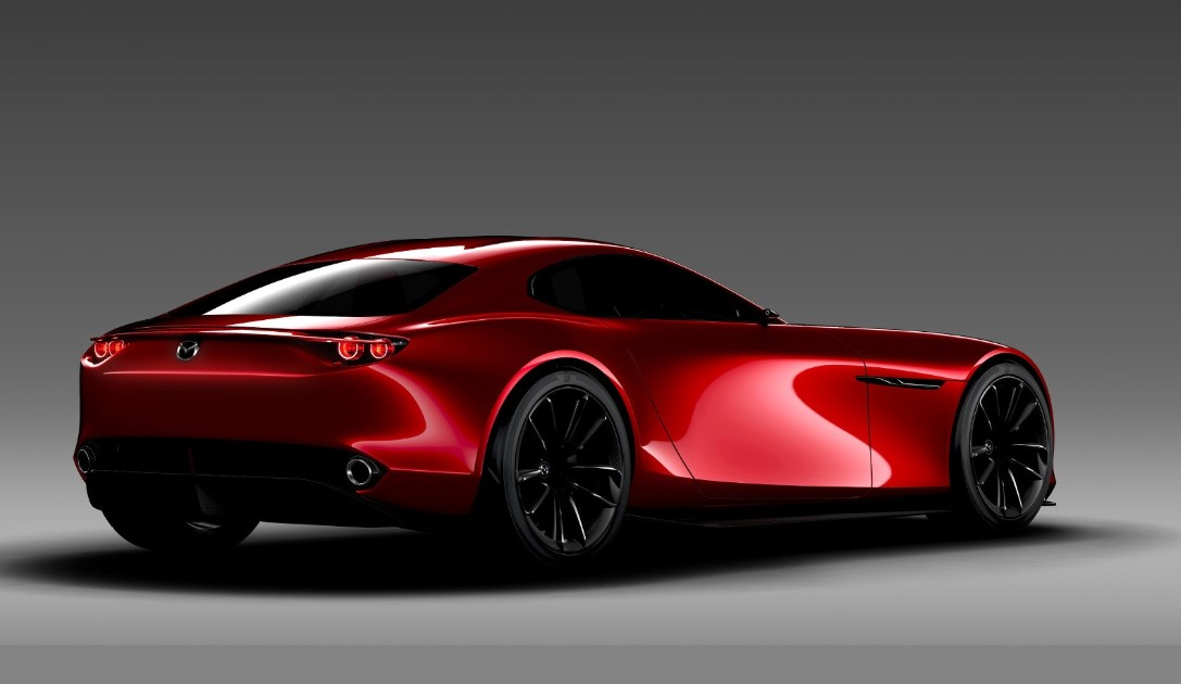 2021 Mazda RX9 Engine