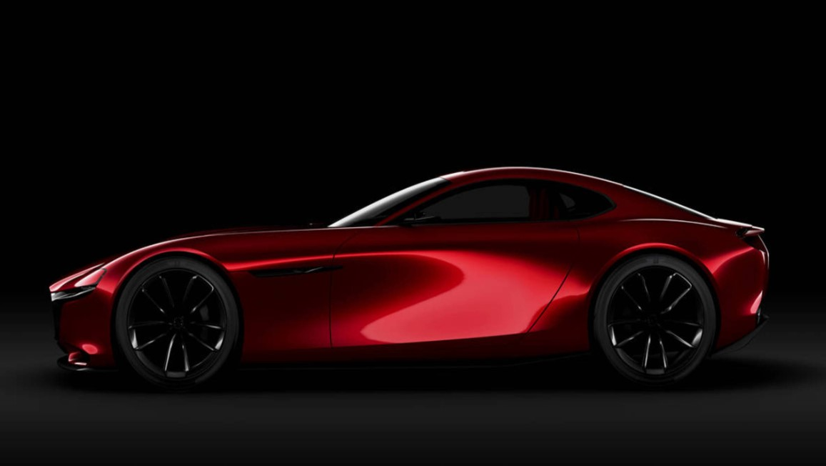 2021 Mazda RX9 Exterior
