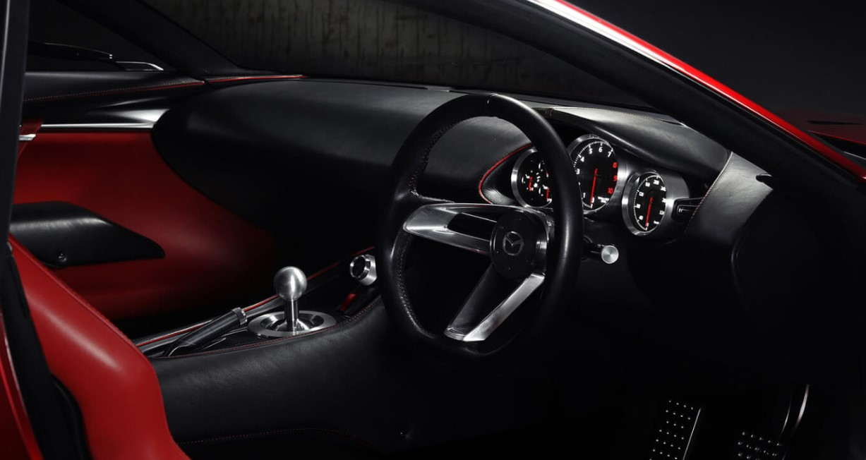 2021 Mazda RX9 Interior
